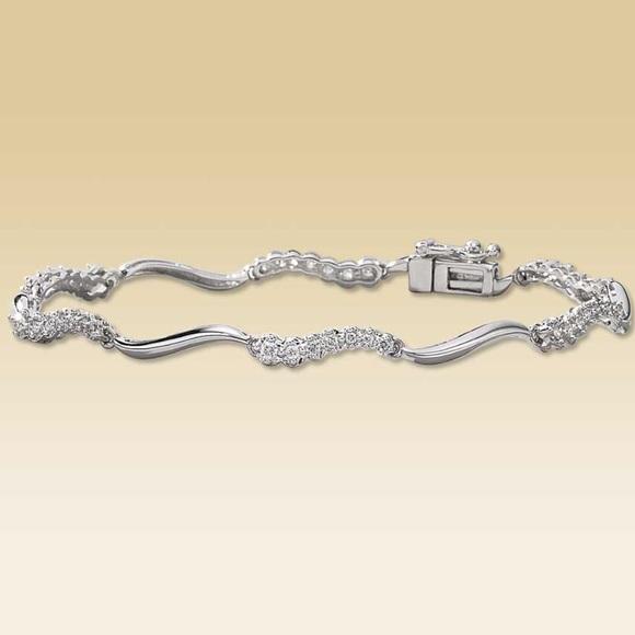 44eb164f5 Kay Jewelers Jewelry | Diamond Journey Bracelet | Poshmark
